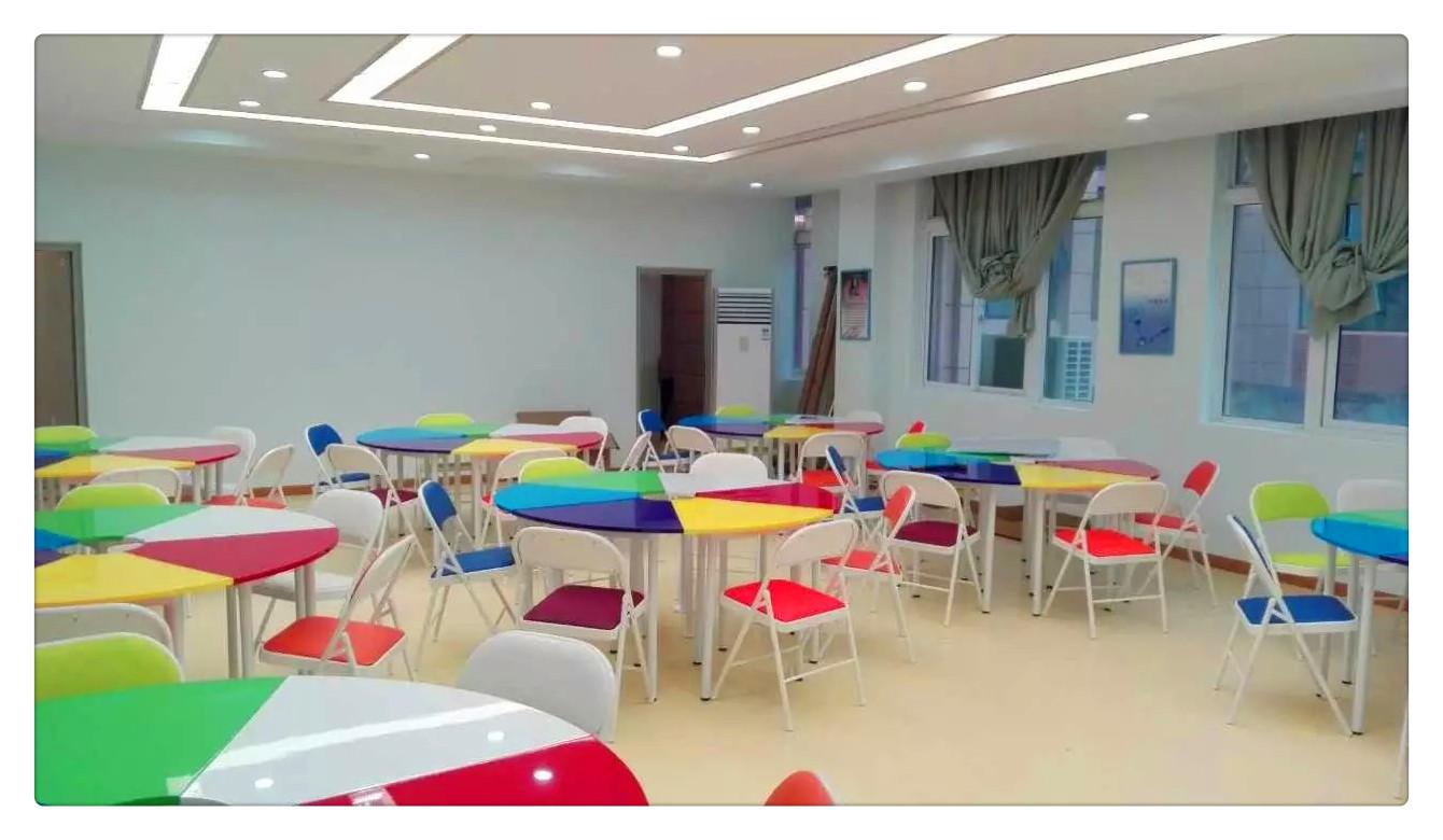 温岭市九龙学校心理咨询室建设